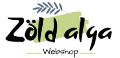 Zöld alga webshop