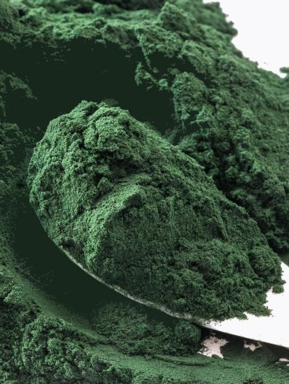 Magnézium, kalcium, jó minőségben a zöld algákban