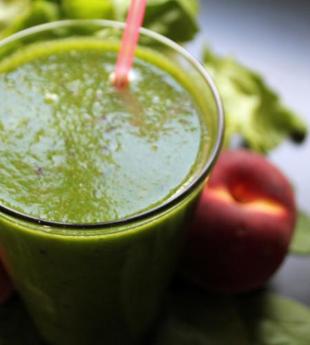 Zöld alga ital