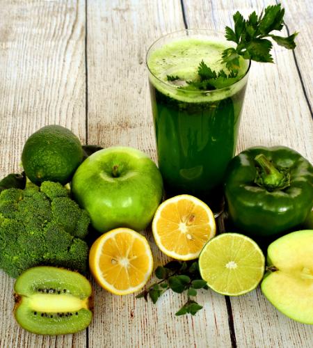 Zöld alga mix